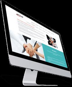 Site responsive desktop ADAE par blindesign