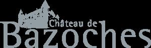 Logo et identité visuelle Château de Bazoches par blindesign