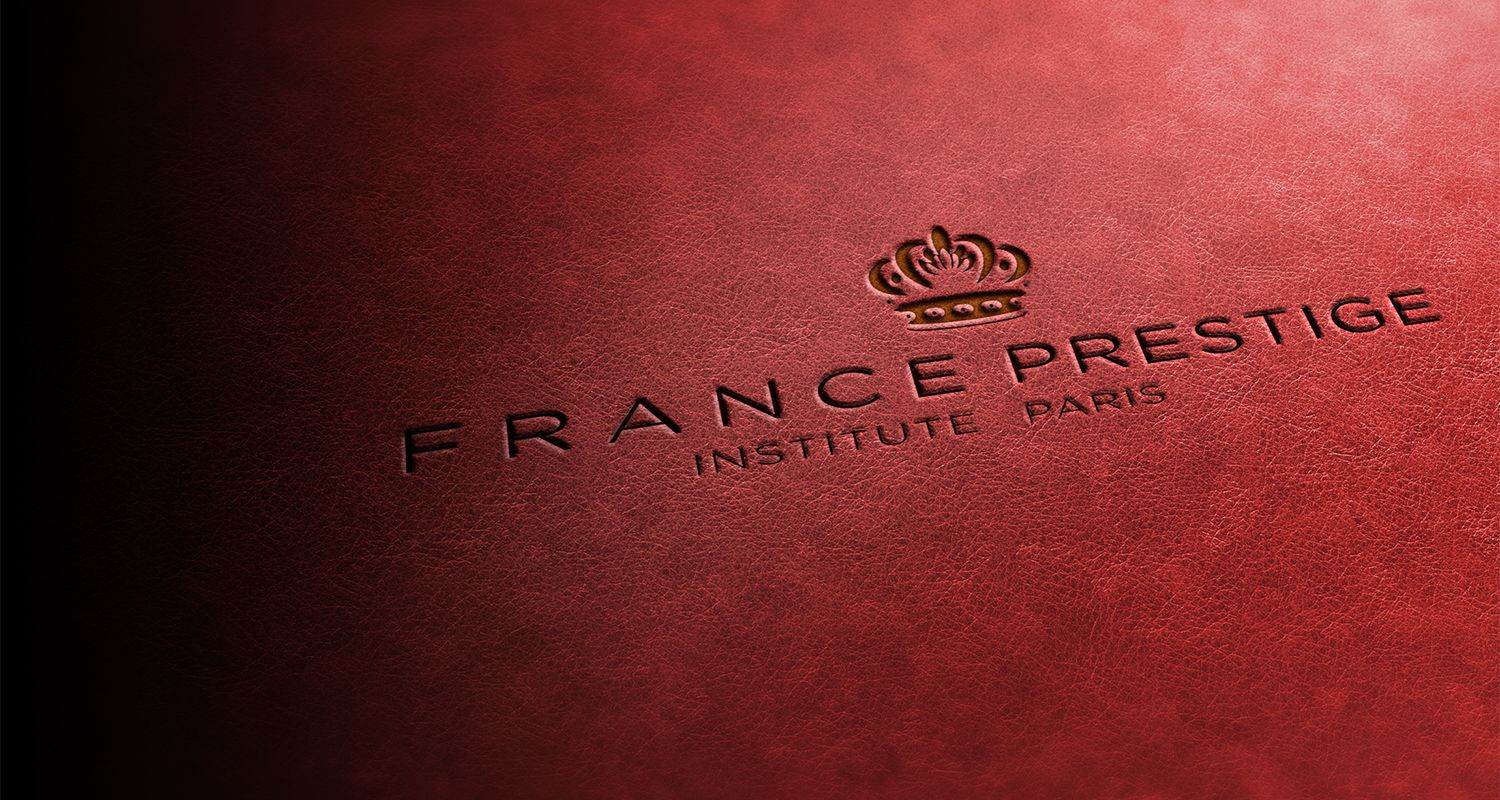 Branding & Logo France Prestige Institute par blindesign
