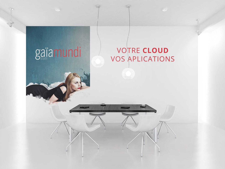 Branding GaïaMundi par blindesign